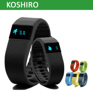 Wholesale Tw-64 Bluetooth Smart Silicon Watch Bracelet pictures & photos