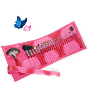Red Lady Series High Quality Beauty Equipment 26 Pieces Makeup Brushes pictures & photos
