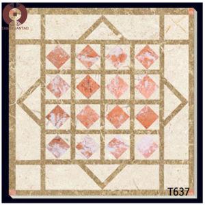 600X600mm Great Design Hotel Floor Tiles Composite Marble Flooring (T637) pictures & photos