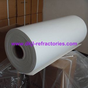 Fireproof and Thermal Insulation Ceramic Fiber Wool Paper pictures & photos
