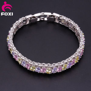 Promotion Price Jewelry Fashion Brass Bracelet for Women pictures & photos