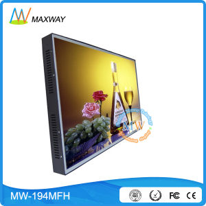 Open Frame 19 Inch Square LCD Monitor with High Brightness (MW-194MFH) pictures & photos