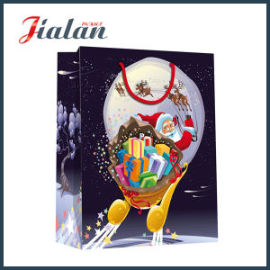 Wholesale Fancy Christmas Paper Gift Bag pictures & photos