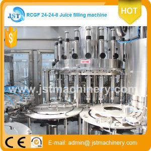 Full Automatic Orange Juice Filling Machine pictures & photos