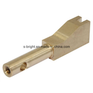 Brass Parts with Machining Parts and Copper Parts pictures & photos