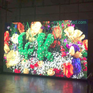 Outdoor Full Color P4.81 LED Moving Sign with High Brightness pictures & photos