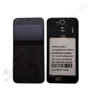 Wholesale Mobile Phone LCD for Azumi A50c+ LCD Display Original pictures & photos