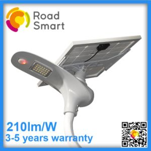 210lm/W Outdoor Integrated Solar Courtyard Path LED Road Light pictures & photos