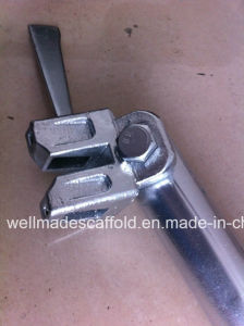 Ring Lock Scaffolding System Diagonal Bay Brace pictures & photos