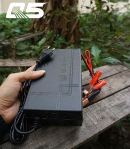 12V20A Automatic Trickle Lead acid battery Charger Storage Battery Charger pictures & photos