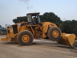 Used Caterpillar Wheel Loader 980g (CAT 980G) pictures & photos