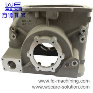 OEM Ductile Iron Casting Used in Emu Air Compressor