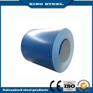 Color Coating Hot-DIP Prepainted Steel Coil with Color Coating pictures & photos