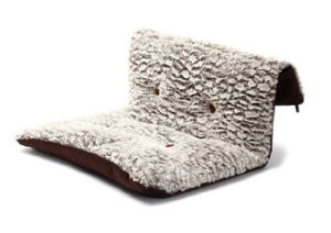 Luxury Brushed PV Fleece Dog Bed Pet Bed pictures & photos