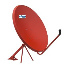 90cm Offset Outdoor Satellite Dish Antenna pictures & photos