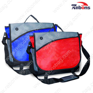 Wholesale Fabric Travel Sling Shoulder Messenger Bags with Handle pictures & photos