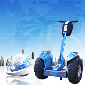Eco Rider Style China Electric Chariot Scooter X2, Personal Vehicle pictures & photos
