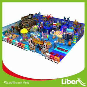 China Kids Favorite Indoor Playground Game Jungle Gym pictures & photos