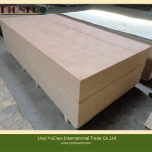 18mm Hardwood Face Combi Core Commercial Plywood pictures & photos