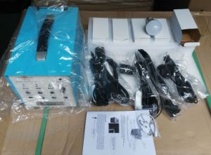 Rechargeable Lead-Acid Battery Solar Light Kits for Home Use pictures & photos