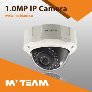 Ik10 Metal Housing Dome Camera 720p Vandalproof IP Camera pictures & photos