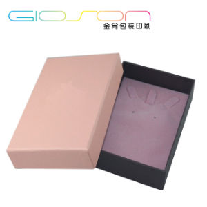 Lid & Base Paper Board Packaging Box/ Jewellery Box pictures & photos