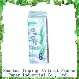 Bag Facial Tissue Paper (BSM-A005)