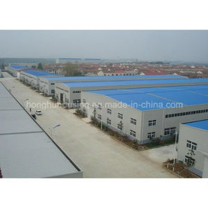 Economical Prefabricated Steel Construction Warehouse From China pictures & photos