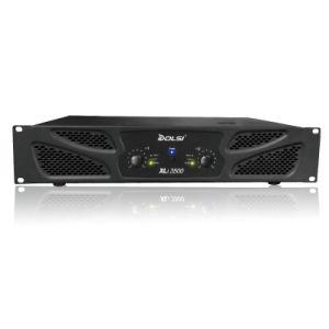 Xli-2500 Class-H 2 Channel Professional Power Amplifier pictures & photos