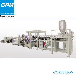 PVC Foam Sheet Extrusion Production Line pictures & photos