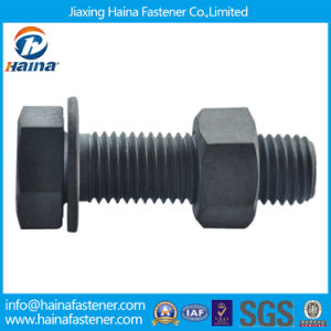 Carbon Steel / Stainless Steel Assembled Hex Bolts and Nuts pictures & photos
