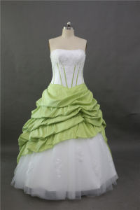 Ladies/Women Bridesmaid Formal Evening Dress, Customized pictures & photos