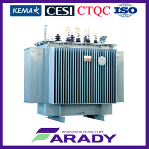 3 Phase Oil Immersed Power Transformer 0.4kv Transformer 400 kVA pictures & photos