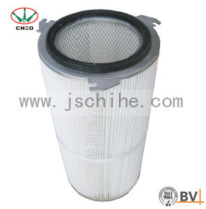 Industrial Quick Dismantle Polyester Air Filter Element pictures & photos