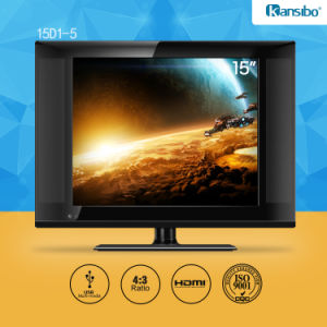 "15"" LED Television with Cheap Price & High Quality 15D1-5 pictures & photos"