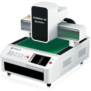 Max 2030 3D Laser Engraving Machine with High Engraving Speed