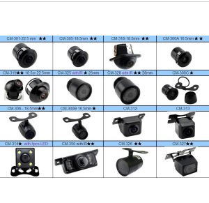 Waterproof IR Night Vision Bus/Truck Camera for Rearview/Side View CCD 24V pictures & photos