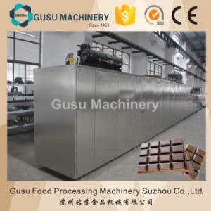 Commercial Hot Sale Chocolate Molding Machine pictures & photos