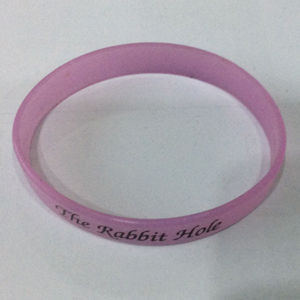 China Professional Manufacture Silicone Bracelet for Promotion Gift pictures & photos