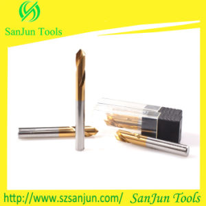 Solid Carbide Spot Drill Carbide Drills pictures & photos