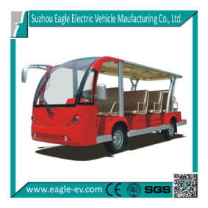 14 Seats Electric Bus, CE Certificate pictures & photos