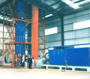 Perlite Expanded Furnace