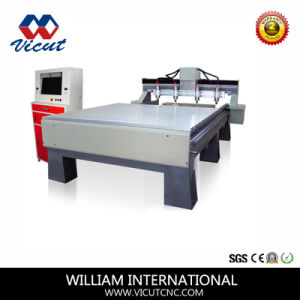 Multiple Heads CNC Router Woodworking Machinery Carving Machine pictures & photos