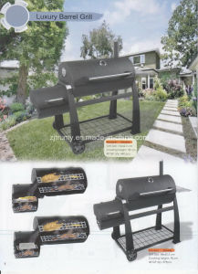 Charcoal BBQ Grill with Chimney pictures & photos