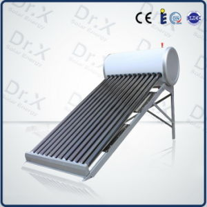 Galvanized Steel Solar Panel Water Heater Cost pictures & photos