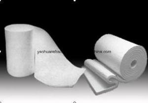 Ceramic Fibre / Fiber Blanket Alternative 25mm 50mm 96kgm3 128kgm3 Density Body Soluble pictures & photos