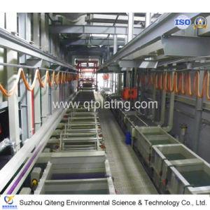 Gantry Type Barrel Plating Machine Through SGS