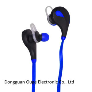 Customized Logo Portable Sports Wireless Bluetooth Earphones for Smart Phone pictures & photos