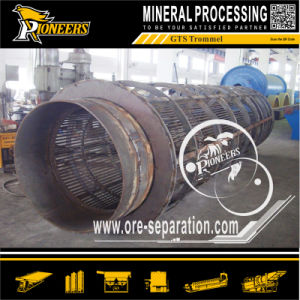 Placer Mining Sand Ore Washing Trommel Plant Gold Recovery Machine pictures & photos