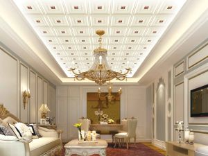 3D PU Wall Panel 1057-15 for Building Construction pictures & photos